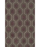 RugStudio presents Dalyn Tones Tn1 Charcoal Hand-Hooked Area Rug