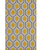 RugStudio presents Dalyn Tones Tn1 Silver Hand-Hooked Area Rug