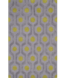 RugStudio presents Dalyn Tones Tn5 Pewter Hand-Hooked Area Rug