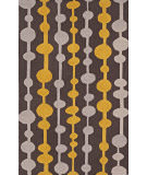 RugStudio presents Dalyn Tones Tn6 Carbon Hand-Hooked Area Rug