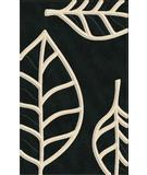 RugStudio presents Rugstudio Riley DL13 Black-Snow Machine Woven, Best Quality Area Rug