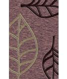 RugStudio presents Rugstudio Riley DL13 Violet-Grape Ice-Silver Machine Woven, Best Quality Area Rug