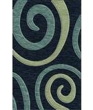RugStudio presents Rugstudio Riley DL17 Navy-Sky-Seaglass Machine Woven, Best Quality Area Rug