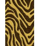RugStudio presents Rugstudio Riley DL19 Wheat-Mocha Machine Woven, Best Quality Area Rug