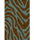 RugStudio presents Rugstudio Riley DL19 Sky-Caramel Machine Woven, Best Quality Area Rug
