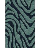 RugStudio presents Rugstudio Riley DL19 Navy-Sky Machine Woven, Best Quality Area Rug