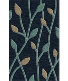 RugStudio presents Rugstudio Riley DL22 Navy-Sky-Silver Machine Woven, Best Quality Area Rug