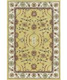 RugStudio presents Dalyn Galleria GL-12 Lemon Hand-Tufted, Good Quality Area Rug
