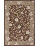 RugStudio presents Dalyn Galleria GL-3 Taupe Hand-Tufted, Good Quality Area Rug