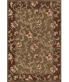 RugStudio presents Dalyn Galleria GL-3 Tabacco Hand-Tufted, Good Quality Area Rug