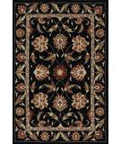 RugStudio presents Dalyn Galleria GL-4 Black Hand-Tufted, Good Quality Area Rug
