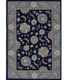 RugStudio presents Dalyn Galleria GL-5 Navy Hand-Tufted, Good Quality Area Rug