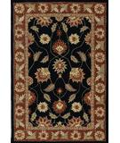 RugStudio presents Dalyn Galleria GL-6 Black Hand-Tufted, Good Quality Area Rug