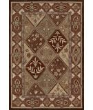 RugStudio presents Dalyn Galleria GL-7 Chocolate Hand-Tufted, Good Quality Area Rug