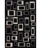 RugStudio presents Dalyn Studio SD-302 Black Hand-Tufted, Good Quality Area Rug
