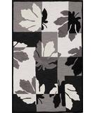 RugStudio presents Dalyn Studio SD-310 Black Hand-Tufted, Good Quality Area Rug