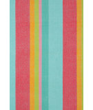 RugStudio presents Dash and Albert Tiki  Flat-Woven Area Rug