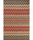 RugStudio presents Dash And Albert Bargello 92361 Jute Woven Area Rug