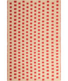 RugStudio presents Dash And Albert Blanco 105465 Red Woven Area Rug