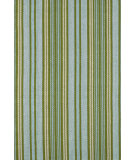 RugStudio presents Dash and Albert Caravan 56176 Stripe Flat-Woven Area Rug