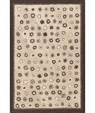 RugStudio presents Dash And Albert Cats Paw 86189 Natural Hand-Hooked Area Rug