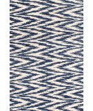 RugStudio presents Dash And Albert Chekat 92363 Ink Hand-Hooked Area Rug