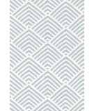 RugStudio presents Dash And Albert Cleo 105476 Blue Area Rug