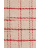RugStudio presents Dash And Albert Cooper Red Woven Area Rug