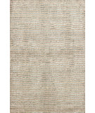 RugStudio presents Dash And Albert Cut Stripe 72653 Ocean Hand-Knotted, Good Quality Area Rug