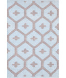 RugStudio presents Dash And Albert Elizabeth Blue Area Rug