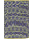 RugStudio presents Dash And Albert Fair Isle 72657 Rosemary/Ink Woven Area Rug