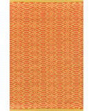 RugStudio presents Dash And Albert Fair Isle Paprika/Curry Woven Area Rug