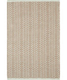 RugStudio presents Dash And Albert Fair Isle Ocean/Coffee Woven Area Rug