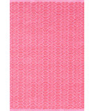 RugStudio presents Dash And Albert Fair Isle Pink/Fuchsia Woven Area Rug