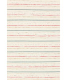 RugStudio presents Dash And Albert Fine Rag Ivory Woven Area Rug