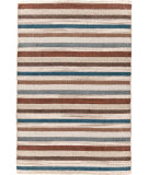 RugStudio presents Dash And Albert Gallery 72661 Stripe Woven Area Rug