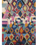 RugStudio presents Dash And Albert Gustav Rda416 Multi Hand-Knotted, Good Quality Area Rug