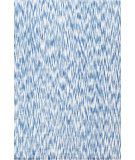 RugStudio presents Dash And Albert Ikat 86192 Blue Woven Area Rug