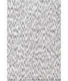 RugStudio presents Dash And Albert Ikat 86193 Grey Woven Area Rug