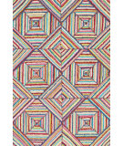 RugStudio presents Dash And Albert Kaledo Rainbow Hand-Hooked Area Rug