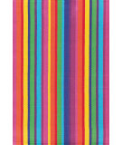 RugStudio presents Dash And Albert Laguna 86195 Stripe Woven Area Rug