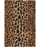 RugStudio presents Dash And Albert Leopard 110824 Hand-Hooked Area Rug