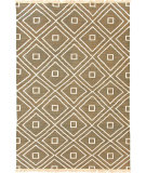 RugStudio presents Dash And Albert Mali Camel Flat-Woven Area Rug