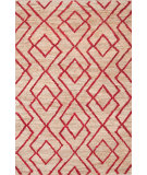 RugStudio presents Rugstudio Sample Sale 105531R Red Area Rug