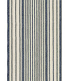 RugStudio presents Dash and Albert Mattress Ticking Flat-Woven Area Rug
