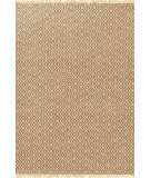 RugStudio presents Dash And Albert Mosi Camel Flat-Woven Area Rug