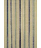 RugStudio presents Dash and Albert Nimes Ticking Flat-Woven Area Rug