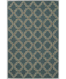 RugStudio presents Dash And Albert Plain Tin 110827 Cadet Hand-Hooked Area Rug