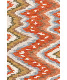 RugStudio presents Dash And Albert Raymond  Hand-Hooked Area Rug