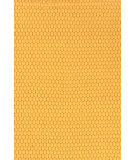 RugStudio presents Dash And Albert Rope 64429 Canary Woven Area Rug